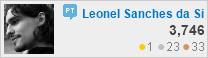 profile for Leonel Sanches da Silva at Portuguese Language